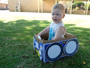 box play toddler