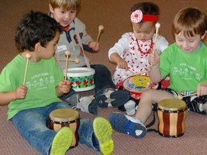 making music playgroup