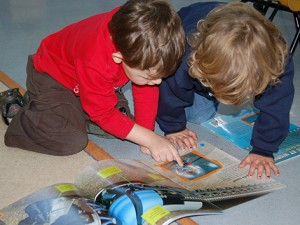 more fun with books playgroup