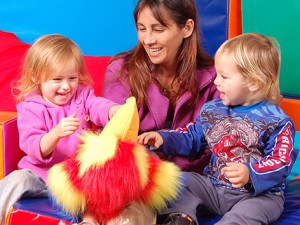 puppets playgroup