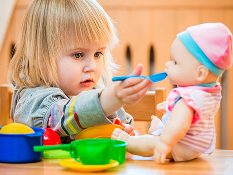 Tea Party Toddler Playgroup Wa