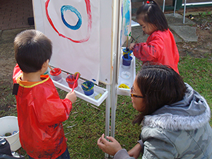 Painting Playgroup