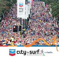 City to Surf 2016