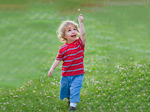 Spring Play Ideas Toddler