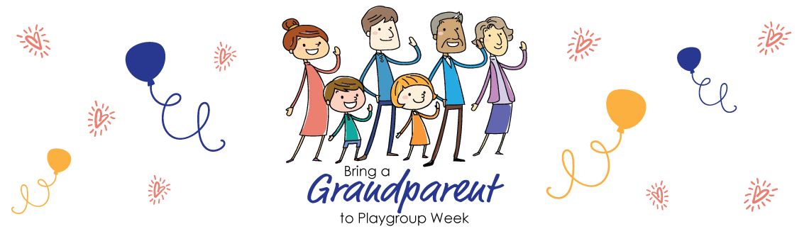 Bring A Grandparent to Playgroup Week 2019 – Competition Entry