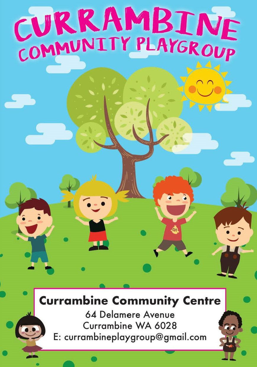 currambine community playgroup new members welcome