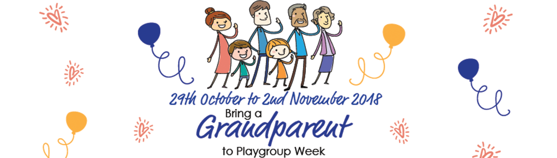 Competition: Bring A Grandparent to Playgroup Week 2018