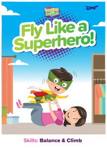 06 - Fly Like a Superhero